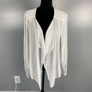 Maurices XL white top